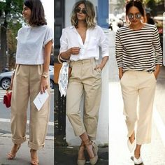 Simple Summer to Spring Outfits to Try in 2019 – Prettyinso Fashion Mode, Fashion 2020, Look Fashion, Womens Fashion, Girl Fashion, Work Casual, Casual Chic, Casual Looks, Casual Summer