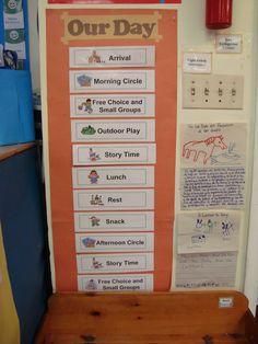 Preschool Daily Schedule Clipart                                                                                                                                                                                 More