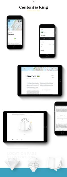 National Geographic World Atlas iOS App on Behance Mobile Web Design, App Ui Design, User Interface Design, Landing Page Inspiration, Web Inspiration, Ui Web, Interactive Design, Ios App, Mobile App