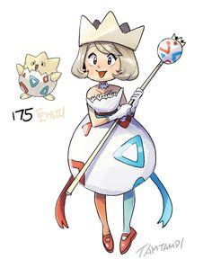 Humanoid Pokémon