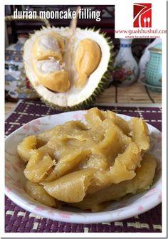 Get Chinese Food Treat Recipe Durian Recipe, Mooncake Recipe, Jam Recipes, Candy Recipes, Dessert Recipes, Asian Desserts, Healthy Desserts, Chinese Desserts, Chinese Recipes
