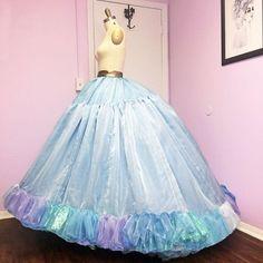 Cinderella ball gown 1