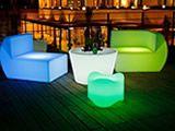 LED mobiliário