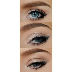 Everyday Naked Palette Combos via Polyvore featuring beauty products, makeup, eye makeup, eyeshadow, eyes and palette eyeshadow