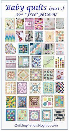 40+ Free Baby Quilt Patterns | Free baby quilt patterns, Baby ... : free baby quilt block patterns - Adamdwight.com
