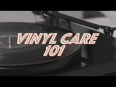 Vinyl Care 101 - How to Clean Your Records, Handle, and Store Them. Are you new to collecting vinyl records? Whether you are just starting your collection or you are already well into record collecting, watch our Vinyl Care 101 video below for some basics and some tips from the experts.