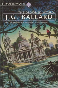 """""""Each man is an island unto itself."""" ― J.G. Ballard, The Drowned World"""