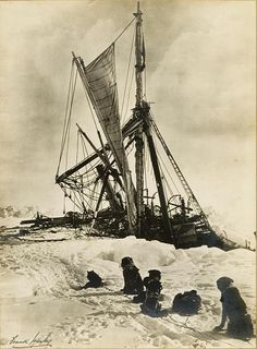 Beautiful The most impressive photos of Antarctica from the early 20th century