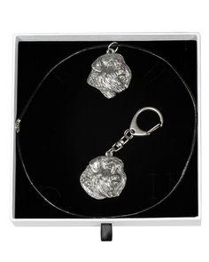 Rough Collie, Dog Necklace, Casket, Cattle, Jewelry Sets, Elegant, Diamond, Pendant, Dogs