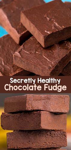 How to make easy healthy vegan chocolate fudge (no sugar)