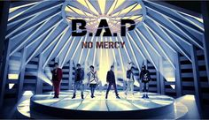 """B.A.P impresses with MR removed performance of """"No Mercy"""""""