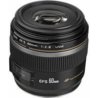 Canon   EF-S 60mm f/2.8 Macro USM Lens Imported This could work too!!! $469.00 from B