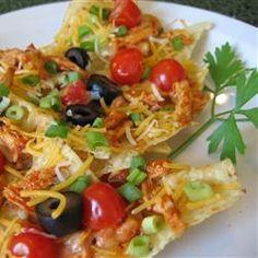 Restaurant Style Chicken Nachos Allrecipes.com