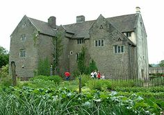 Llancaiach Fawr, Caerphilly, Wales - built in 1530. Considered one of the top ten most haunted buildings in the UK. (BBC once had a 24-hr ghost cam online that produced some interesting images)