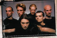Within Temptation in 1998
