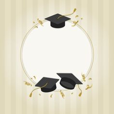 Discover thousands of free-copyright vectors on Freepik Graduation Cartoon, Graduation Cards, Graduation Ideas, Vintage Grunge, Pink And White Background, Metal Background, Vector Background, Graduation Templates, Free Printable Birthday Cards