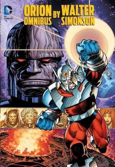 In 2000, legendary writer/artist Walter Simonson, best known for his work on DC's Manhunter and Marvels' Thor, treated comics fans to his vision of Jack Kirby's Fourth World mythology. At the center o
