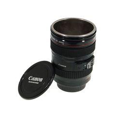 Canon 24-105 Thermos Mug