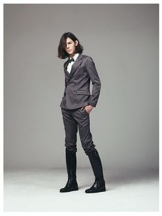 Lee hyun jae x fashion