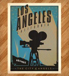 Los Angeles Print | Art Prints