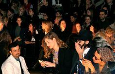 itsfuntobehappy #FASHION #EVENTChiara Ferragni, Moschino Catwalk