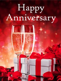 Send Free Cheers to the Special Day - Happy Anniversary Card to Loved Ones on Birthday & Greeting Cards by Davia. It's free, and you also can use your own customized birthday calendar and birthday reminders. Anniversary Quotes For Couple, Happy Wedding Anniversary Wishes, Anniversary Message, Anniversary Greetings, Romantic Anniversary, Anniversary Pics, Happy Birthday Funny, Happy Birthday Images, Happy Birthday Greetings