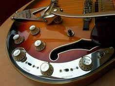 Vox Vintage Gitarre Cheetah V267 in Berlin - Spandau   Musikinstrumente und Zubehör gebraucht kaufen   eBay Kleinanzeigen