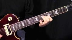 """how to play Crossroads by Cream_""""Eric Clapton""""- intro and first guitar s..."""