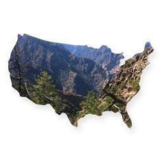 Gunnison National Park Black Canyon Vi USA Sticker