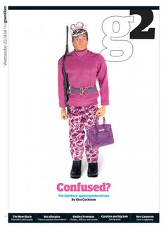 Guardian G2 cover: Gender specific toys