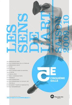 departement - typo/graphic posters