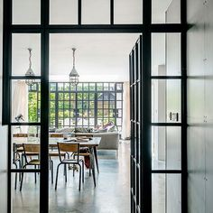 Dining room | Be inspired by a luxurious and quirky west London home | Modern home | House Tour | PHOTO GALLERY | Livingetc | Housetohome