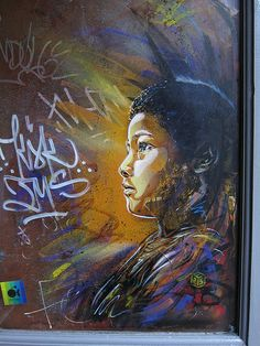 Streetart in London October 2012   Super street art murals from #London - More @