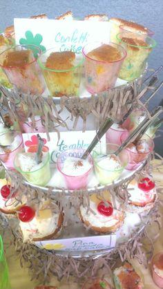 Luau desserts
