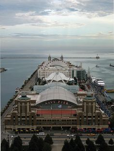 USAs Top 10 Tourist Attractions - Navy Pier, Chicago