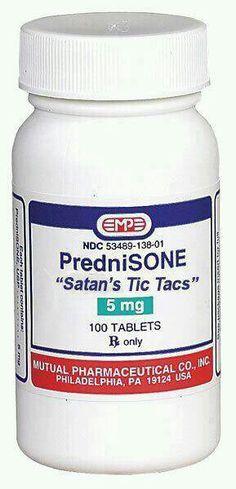 side effects of Prednisone | Polymyalgia rheumatica ...
