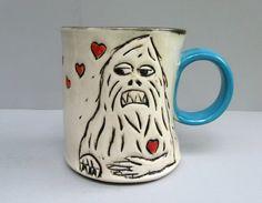 Sasquatch Mug!