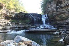 Cummins Falls, Cookeville, TN