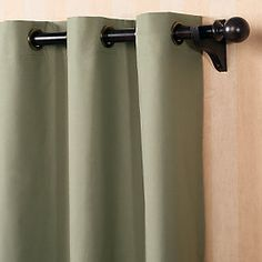 Insulated Grommet Top Curtain Double Curtains, Bathroom Hooks, Window Treatments, Tropical, Bedroom, Google, Image, Top, Bedrooms