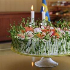 Stort inlägg i bloggen med bilder och delar av den kommande menyn ⭐️ #Catering #Bexellsskafferi #Bexellsgourmet #Smörgåstårta