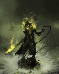 High fantasy pirate art for cruton - High fantasy pirate art for cruton - iFunny :) High Fantasy, Dark Fantasy Art, Fantasy Artwork, Dark Art, Fantasy Demon, Fantasy Monster, Monster Art, Fantasy Character Design, Character Art