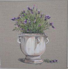 28 meilleures images du tableau peinture sur lin | Peinture, Vase,uze et Toile de lin