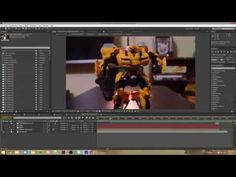 After Effects Stop-Motion Tutorial 1 - Basics - YouTube