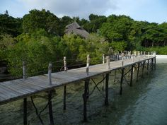Fundu Lagoon, Pemba, Zanzibar - photo taken by Henry
