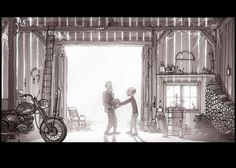 TROLL STORY -  MATTHIAS  LECHNER                              art direction - production design