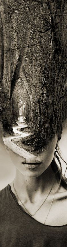 Watchful Eye of Venus: Antonio Mora photography ....The paths of memory
