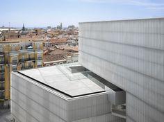 Nieto Sobejano - Barcelo Center, Madrid 2014
