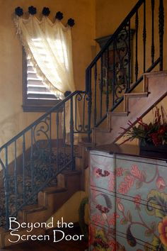 10 Best Staircase Window Treatments Images Staircases Arch