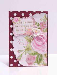 blue and white cardstock True Romance Collectables #Kaisercraft  True Romance prima flowers twine,machine sewing,cotton,impasto