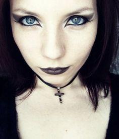 Wie vindt gothic meisjes ook zo leuk?